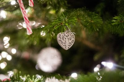 Fay Thompson on Unconditional Love at Christmas