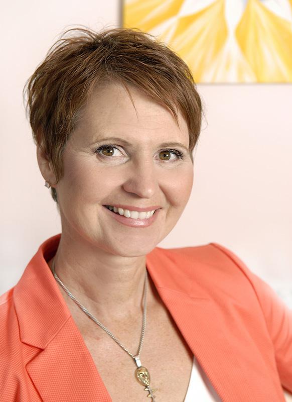 Fay Thompson Spritual Life Coach and Access Bars Facilitator